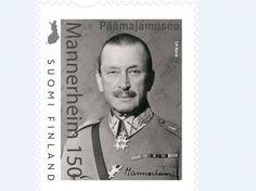 Mannerheim 150 (4.6.1867-27.1.1951).