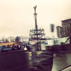 Ты помнишь как все начиналось #йолка #елка #киев #евромайдан #украина #євромайдан #київ #україна #euromaidan #kyiv #ukraine @Vladimir Tetyukhin Kadygrob