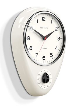 Newgate 'Discovery' Wall Clock & Kitchen Timer