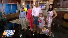 Elaine Sweeney and Patty Soltis join us to talk about Easter Fashions.