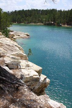Blue lagoon Huntsville, TX