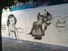 Twitter / philou10eme : #StreetArt #paris #19eme ...