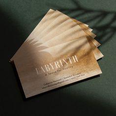 "designki.com on Instagram: ""Business Card for Labyrinth 👩💻printed by @design.ki . . #businesscards #namecarddesign #graphicdesign #melbournedesigner #printingpress…"" Name Card Design, Graphic Design Print, Printing Press, Business Cards, Printed, Instagram, Lipsense Business Cards, Prints, Name Cards"