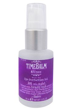 theBalm® 'TimeBalm® Brazil Nut' Eye Perfection Gel available at #Nordstrom 31€
