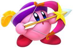 Kirby-arquero (¡ahora sí que me sé el nombre!) / Kirby-archer
