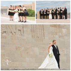 Liberty Memorial Wedding Photography