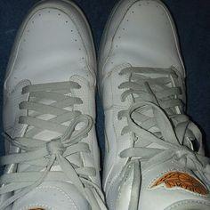new concept 6ec10 af019 Air Jordan Shoes | Nike Air Jordans (15) | Color: Orange/White | Size: 15