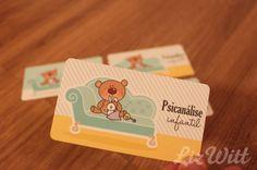 cartão de visita - Psicanálise infantil