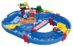 Aquaplay [toys/spielzeug] Aquaplay Start Set - Toys/Spielzeug NEU e Kids Toy Store, Shell Wreath, Shabby Look, Starter Set, Water Toys, Toys Online, Different Textures, Toys Shop, Educational Toys