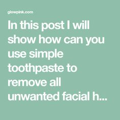 In this post I will show how can you use simple toothpaste to remove all unwanted facial hair. It will not only remove but they will not grow again For this you will need Peel off mask Colgate Directions to follow: In a clean bowl take 2 spoons of peel off mask In this add …