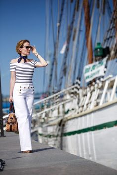"""I added """"My Fabulous Forties: Sailor style"""" to an #inlinkz…"""