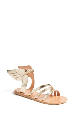 New Ancient Greek Sandals Ikaria Sandal (Women) fashion online. [$230]@shop.swwshoes<<