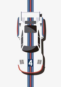 Motorsport - My list of the best classic cars Art Deco Posters, Car Posters, Vintage Posters, Porsche Motorsport, Porsche 935, Cool Car Drawings, Speed Art, Lamborghini, Car Illustration