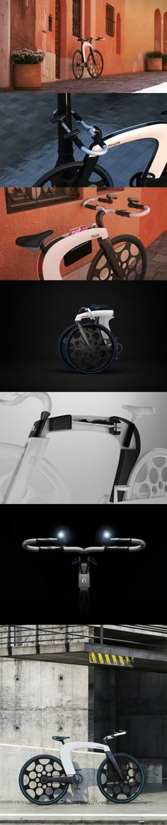 nCycle ebike prototype