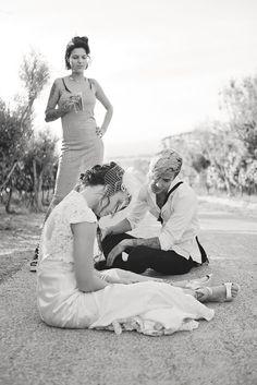 Thorpe Wedding / YVONNE FOURIE