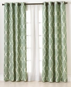 Elrene Medalia Window Treatment Collection - Fashion Window Treatments - for the home - Macy's