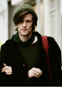 I'm starting to feel that way about 11, it's that feeling that gets me in trouble when the doctor regenerates, and it's terrifying, damn you.