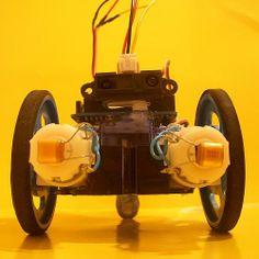 Penny - An Arduino SHR | Let's Make Robots!