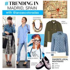 Trending in My Town: Lanzascoloradas