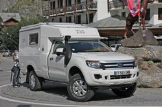 4×4 d'exception: FORD RANGER SC