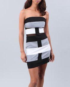 XOXO - Roslyn Dress
