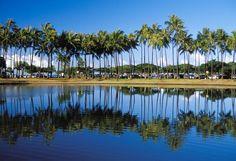 Ala Moana Beach Park, Honolulu HI