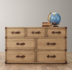 Wilkes Trunk Wide Dresser | Dressers | Restoration Hardware Baby & Child