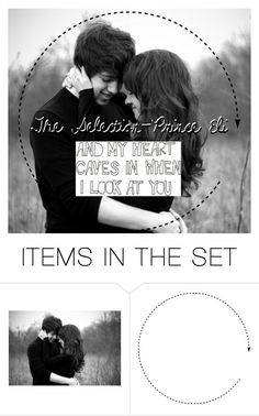 """The Selection-Prince Eli Shoutout"" by charmalfoy on Polyvore featuring art"