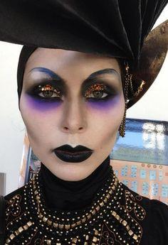 LA presentation Makeup by Roshar (dragon fairy inspiration)