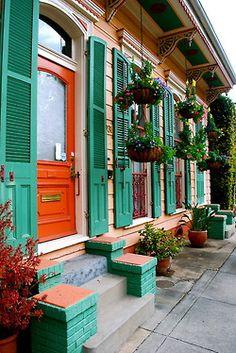 New Orleans  French Quarter  2013