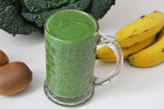 Green Smoothie - Rousse Folie