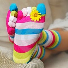 Wild Socks | ... and try on a pair of these crazy socks instead of those boring white