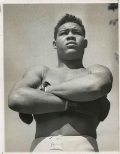 Joe Louis from Lafayette, AL