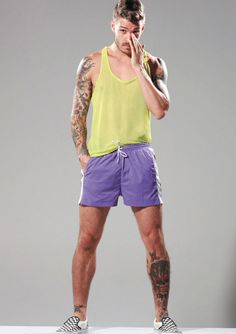 HUGO Herren Abaco Shorts