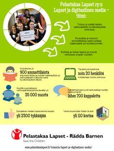 Lapset ja digitaalinen media - Pelastakaa Lapset ry