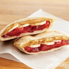 Pita Pocket PB&J from Smucker's®