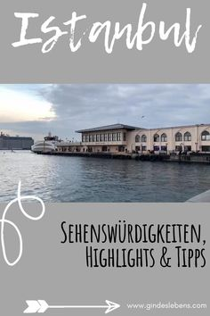 Wir zeigen euch, was man in 24 Stunden in Istanbul erleben kann: Bosporus | Großer Basar | Hagia Sophia | Blaue Moschee | Cisterna Basilica | Tünel Istanbul und die nostalgische Straßenbahn | Galataturm (Galata Kulesi). Inklusive Hoteltipp und Tipps für eine tolle Aussicht auf Istanbul. Mehr zu den Sehenswürdigkeiten, Highlights und Tipps für 24 Stunden in Istanbul auf www.gindeslebens.com #Istanbul #SehenswürdigkeitenIstanbul #HighlightsIstanbul #TippsIstanbul #24StundenIstanbul Hagia Sophia, Reisen In Europa, Istanbul, Bergen, Tricks, Gin, Beach, Places, Water