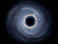 How Black Holes Are Like Whirlpools