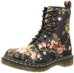 Dr. Martens Women's 1460 Re-Invented Victorian Print Lace Up Boot on shopstyle.com