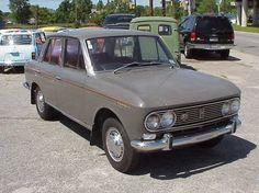 1968 Datsun Bluebird Front