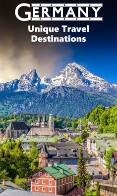 Do you ever wonder what are the most Unique Germany Travel Destinations? We answer all of these questions and show you the most friendly Travel Destinations for Families. Are you looking for spots you can put on a Germany Travel Destination Bucket Lists to visit? Are you looking for Affordable Germany Travel Destinations? Our Big Escape Travel Guide to Germany Covers all of these and is optimized for people who travel on a budget. #bigescape