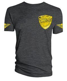 Judge Dredd Uniform.  Sarcastic enough to be worn by Chocon.