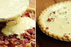 Bacon breakfast, Maple bacon and Breakfast pie on Pinterest
