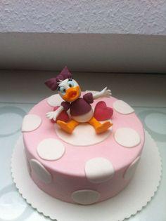 Daisy Duck Torte