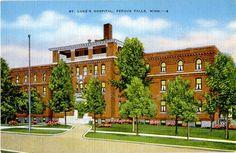 St. Luke's Hospital in Fergus Falls, Minnesota