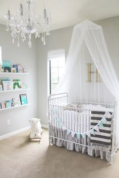 Castro Valley baby room - Harper's Houston Charmer Apartment Therapy