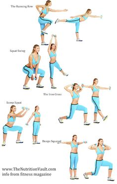 15 minute anti-flab workout