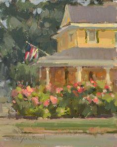 This American House, 8 x 10, by Anne Blair Brown