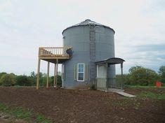 Grain Bin Cabin