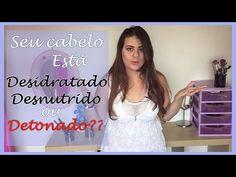 Cabeleireira revela como ter o cabelo GIGANTE... - YouTube